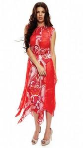 Image of resort dress from Australian fashion designer range by Stokes Thompson