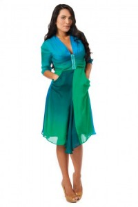 Emerald Sands Dress